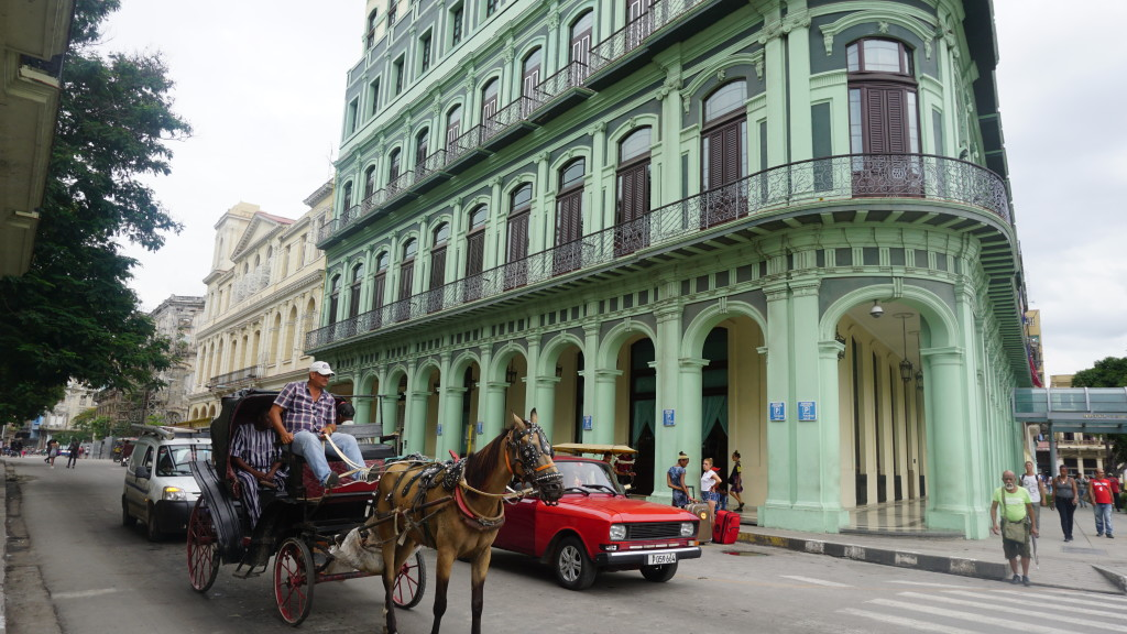 What's life like in Cuba?